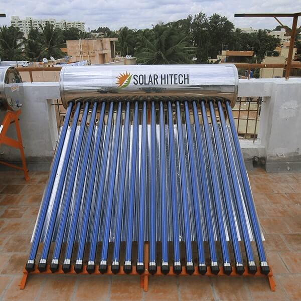 solar water heater manufacturer